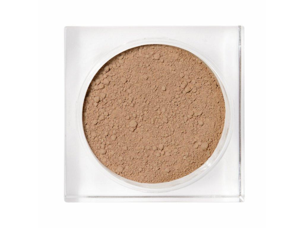 Nejlepší pudrový makeup krásná rozjasněná pleť minimalizuje vrásky Svea Idun Minerals