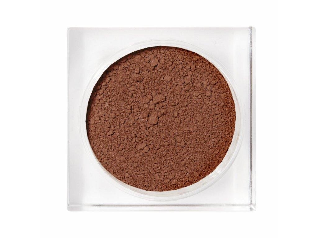 Minerální rozjasňující makeup pro citlivou i zralou pleť Idun Minerals Siv