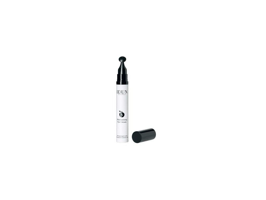 Oční krém vhodný i pro citlivou pokožku, alergiky a astmatiky švédská přírodní kosmetika Idun Minerals