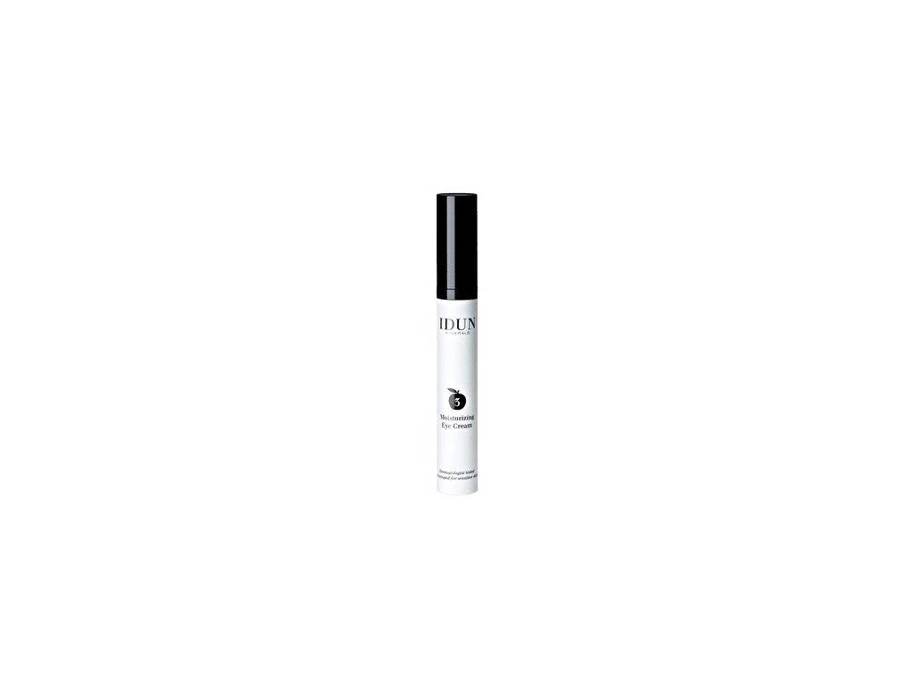 Oční krém vhodný i pro citlivou pokožku, alergiky a astmatiky Idun Minerals