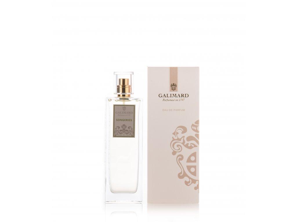 Songeries smyslný dámský niche parfém je ideální dárek pro ženu parfumerie Galimrad eshop Amande Lux