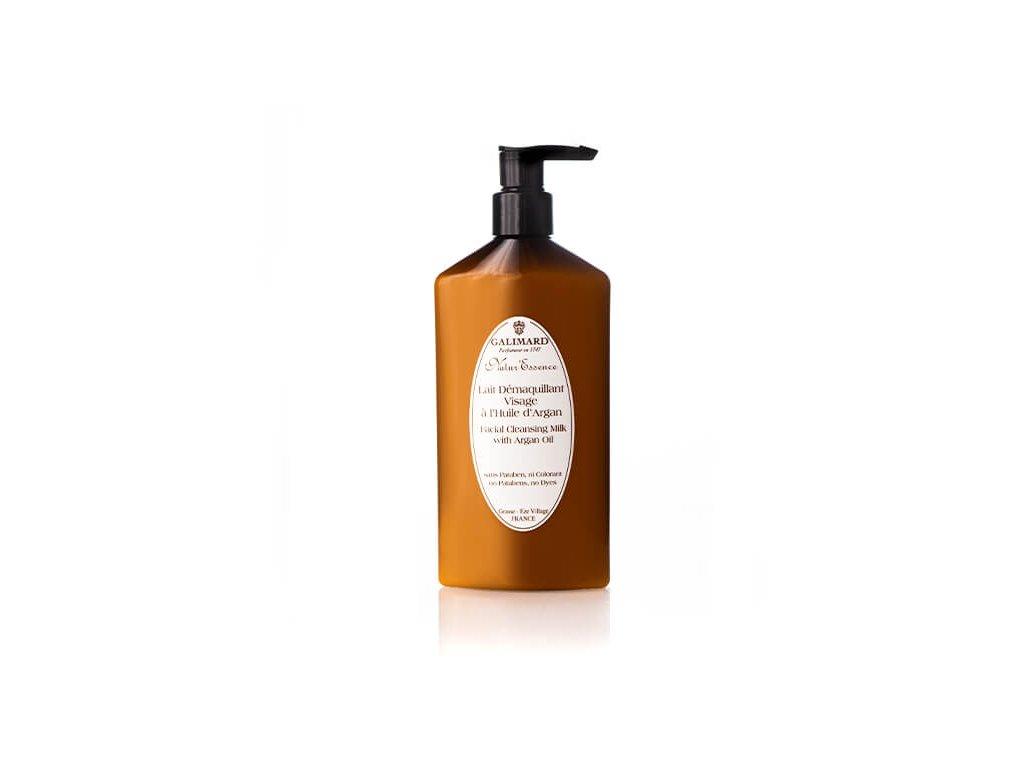 Čistící mléko na obličej s arganovým olejem Galimard Facial clearsing milk Galimard