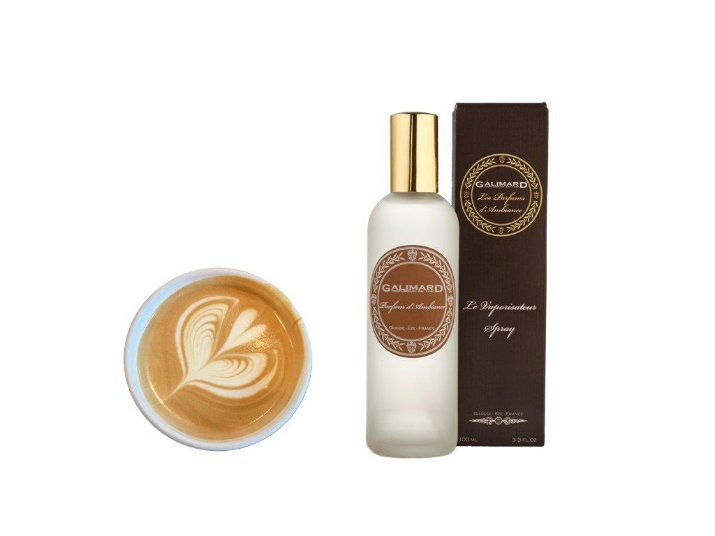 Bytový parfém s vůní Caffe Latte z Provence parfumerie Galimard