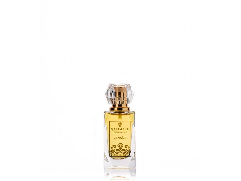 Canaïca francouzký niche parfém s tony zralé jahody parfumerie Galimard eshop Amande Lux distibuce pro Česko a Slovensko