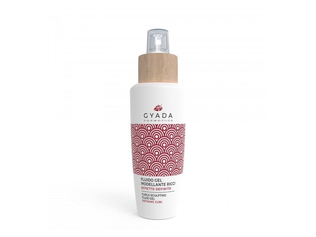 Gel pro tvarování a fixaci vlnitých a kudrnatých vlasů Gyada Cosmetics eshop Amande Lux