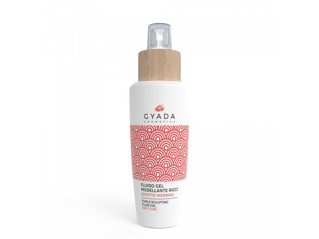 Tekutý gel pro tvarování vlnitých a kudrnatých vlasů