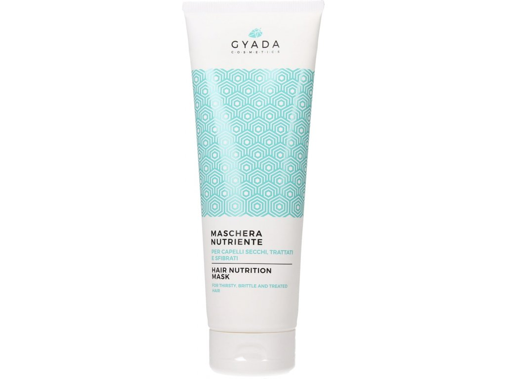 Vyživující maska na vlasy s ženšenovým extraktem Gyada Cosmetics