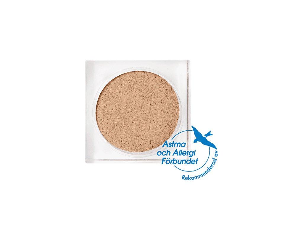 idun minerals powder foundation freja pudrový makeum minerální i pro citlivou pleť
