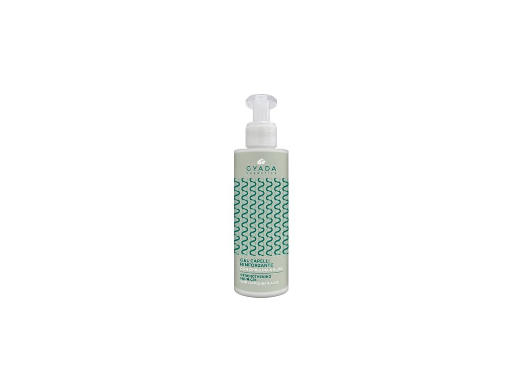 Zpevňující gel se spirulínou Gyada Cosmetics