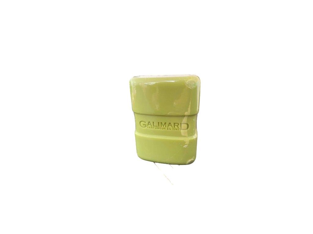2 Verbena svěží mýdlo pro muže parfumérie Galimard