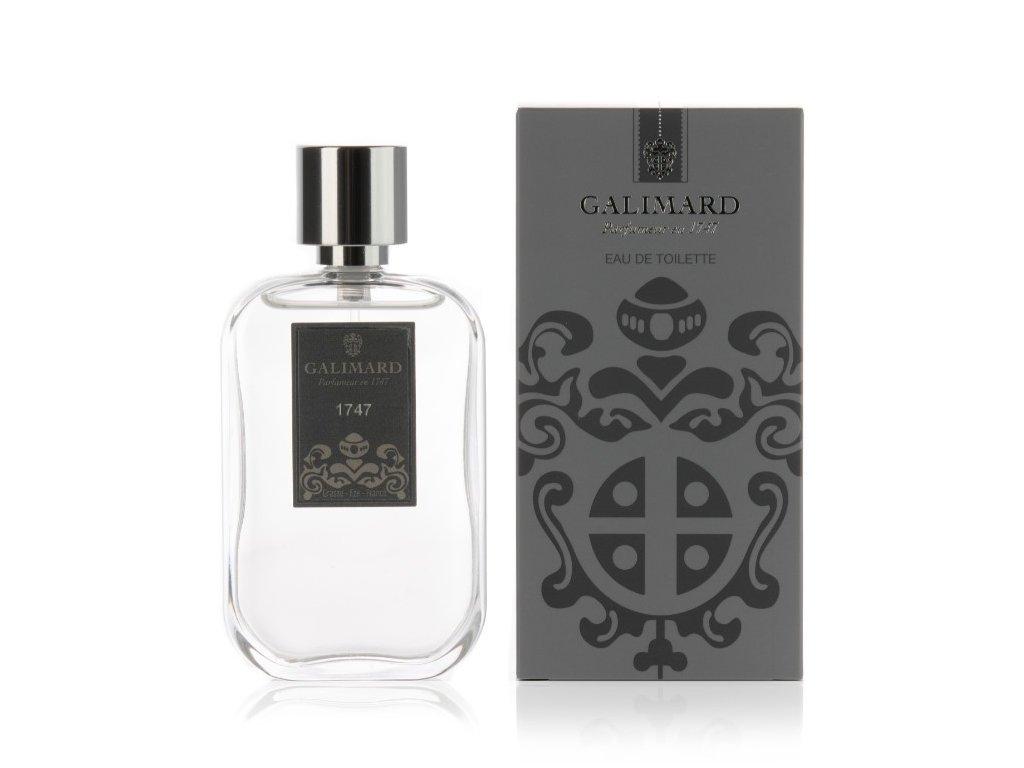 1747 voda po holení svěží lehce kořeněná originální dárek pro muže parfumerie Galimard v eshopu Amande Lux distributor pro Českou a Slovenskkou republiku