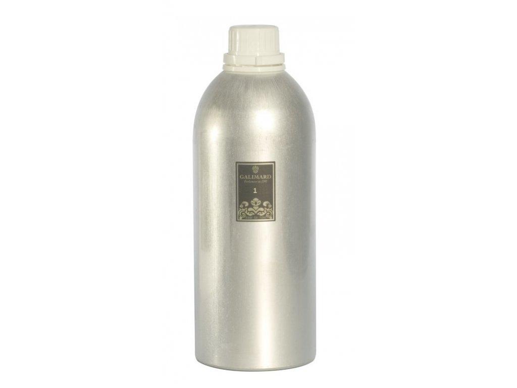 Niche toaletní pánská voda číslo 1 po holení francouzská parfumerie z Provence Galimard ideální dárek pro každého muže