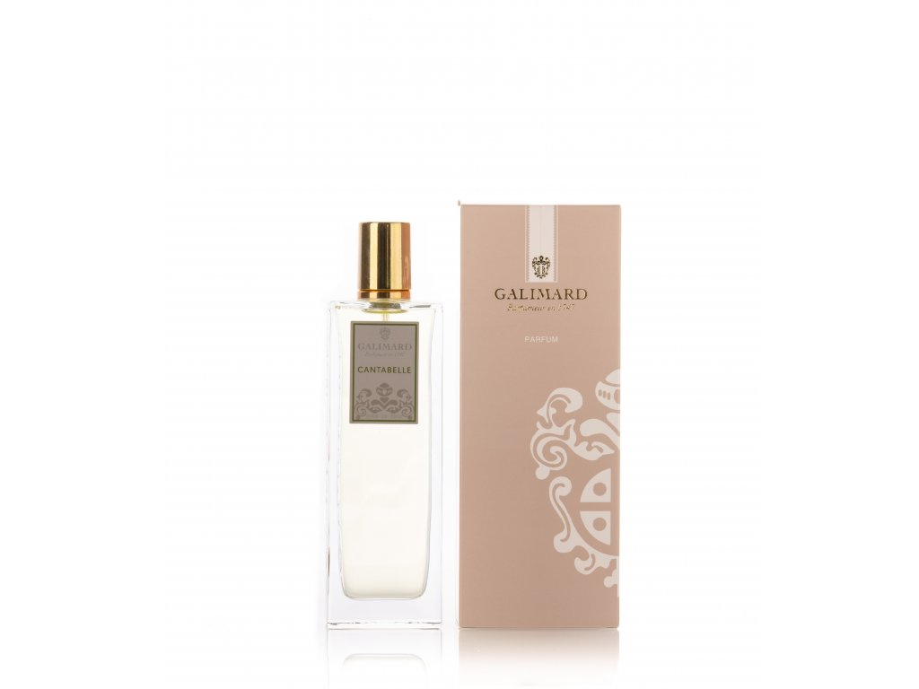 Cantabelle francouuzský niche parfém luxusní vůně originální dárek pro ženy i dívky parfumerie Galimard eshop Amande Lux