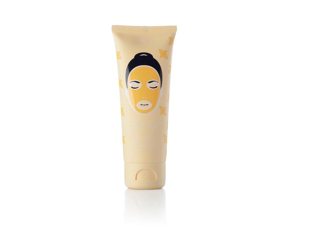 Pleťová maska s chladivým efektem pro zpevnění pleti a vitalitu eshop Amande Lux zaměřený pro citlivou pleť