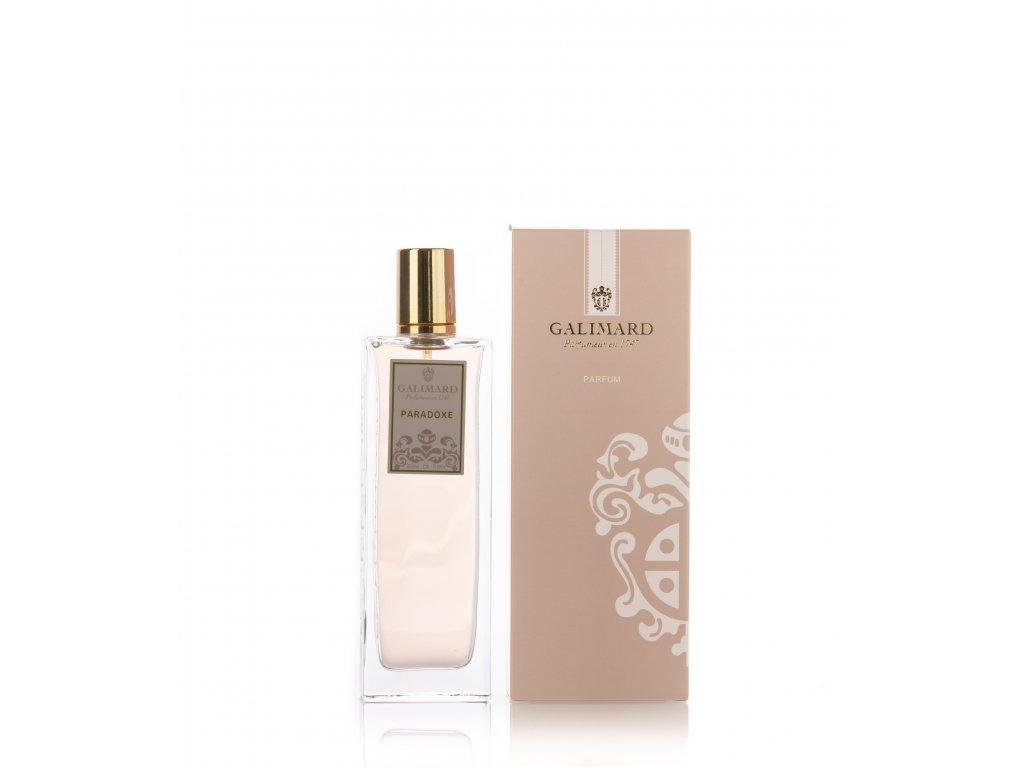 Paradoxe je neluxusnější niche parfém za nejlepší cenu a originální dárek pro každou ženu parfumerie Galimard eshop Amande Lux distributor pro Čr a Sr