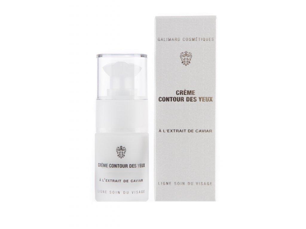 Oční krém s kaviárem francouzská parfumerie Galimard