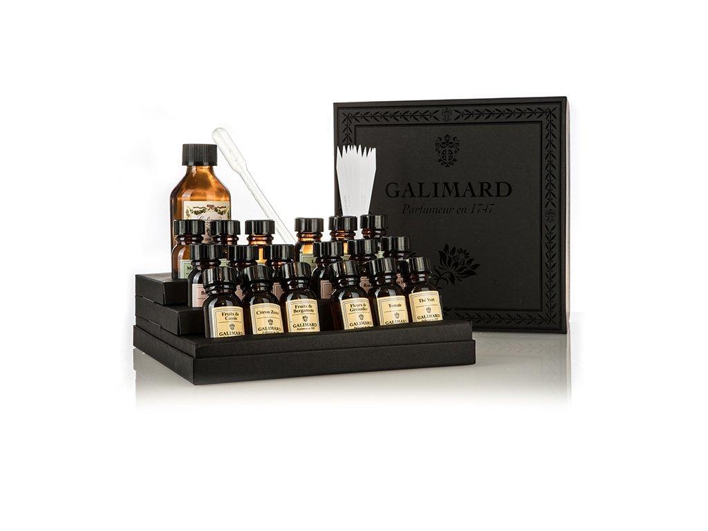 Míchací sada pro vytvoření vlastního niche parfému
