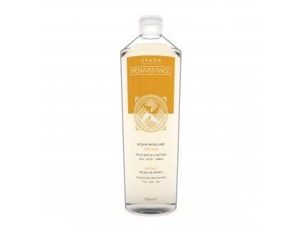 ANTI AGE přírodní vegan micelární voda italská přírodní kosmetika Gyada cosmetics, veškeré produkty jsou testované na nikl