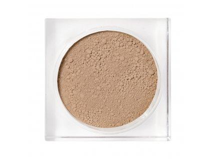 Nádrerná pleť s pudrovým makeupem Siri Idun Minerals