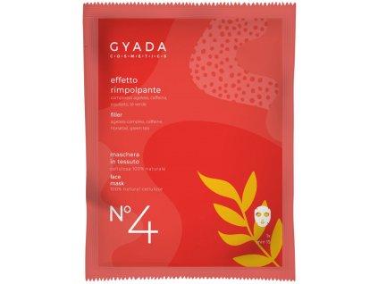 Přírodní plátýnková maska s botoxovým efektem nejlepší dárek pro každou ženu Gyada Cosmetics velkoobchod Amande Lux