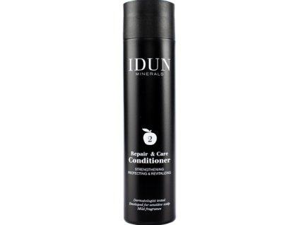 Idun minerals haircare repair conditioner reparační kondicionér pro suché vlasy i pro citlivou pleť