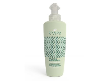 Přírodní balzám na vlasy reparační se spirulínou vegan Gyada Cosmetics