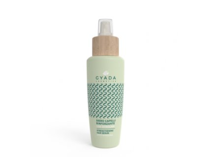 Přírodní reparační spray na vlasy se spirulínou Gyada Cosmetics