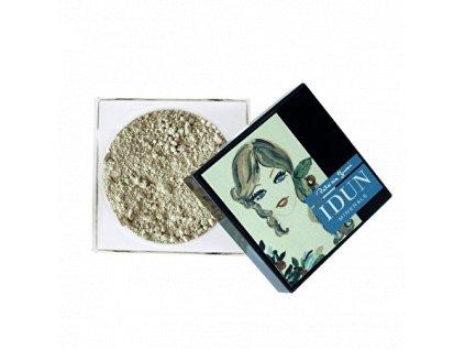 Přírodní pudr, který sjednotí pleť Idun Minerals concealer Idegran