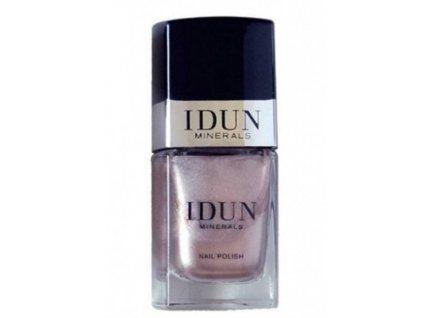 IDUN Nailpolish Opal minerální vegan lak na nehty švédská kosmetika pro citlivou pleť prodávaná v lékárnách Idun Minerals