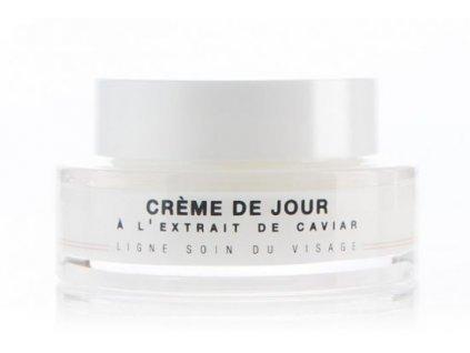 Rozjasňující francouzský krém s kaviárem parfumérie Galimard
