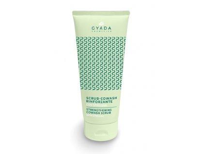 Scrub se spirulínou pro čištění a výživu vlasové pokožky Gyada Cosmetics