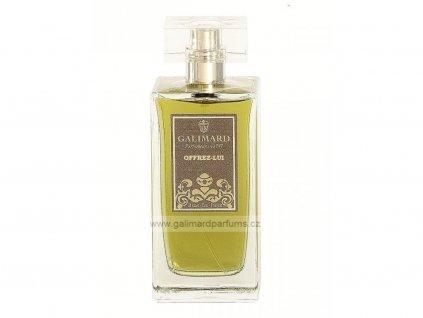 Offrez lui niche pánský parfém parfumerie Galimard