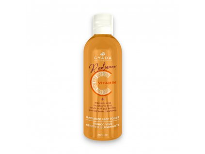 Pleťové tonikum s vitamínem C podporující tvorbu kolagenu Gyada cosmetics eshop Amande Lux