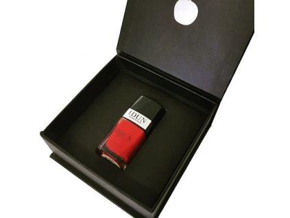 Dárkové balení vegan laku na nehty luxusní dárek za skvělou cenu Idun Minerels