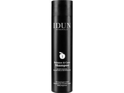 šampon pro mastné vlasy idun minerals