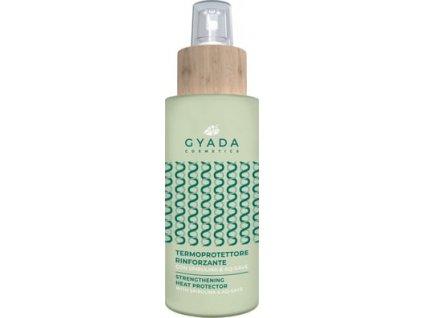 Ochrana vlasů před žehlením a fénováním Gyada Cosmetics