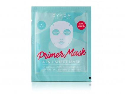 Prime mask připravte svou pleť pro dokonalý makeup Luxusní péče Gyada Cosmetics eshop Amande Lux