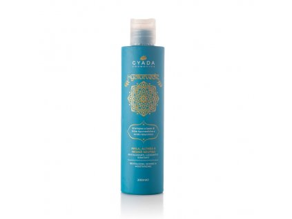 Ajurvédský šampón REGENERACE, LESK A HLUBOKÁ HYDRATACE Gyada Cosmetics eshop Amande Lux