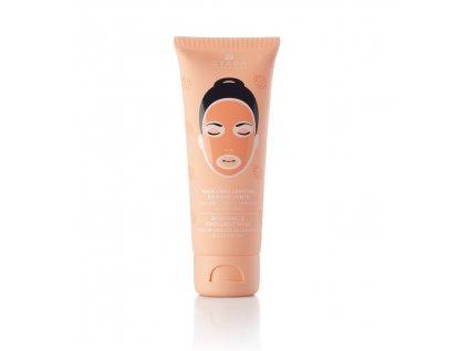 Krémová maska na obličej pro zklidnění citlivé pleti a snížení otoků vhodná pro citlivou pleť nejlepší ošetření pleti Amadne Lux