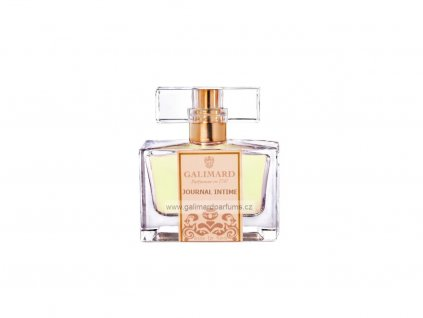 Pravý francouzský niché parfém Journal Intime parfumerie Galimard, výradní e shop pro zastoupení v Čr Galimard parfums