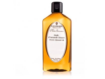 Olej z Provence vyrobený ze sladkých mandlí