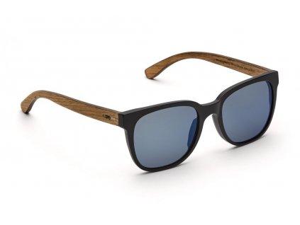 filch verspiegelte eckige holz sonnenbrille takeashot 1