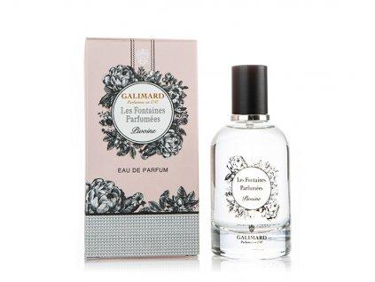 Pivoiné francouzská niche parfémovaná voda Galimard