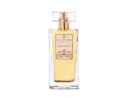Originální niche parfém pro ženy MA FAUTE francouzská parfumerie Galimard 1747