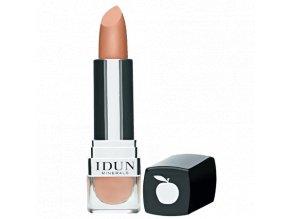 idun minerals minerální krémová rtěnka hjortron luxusní jemný odstín který podtrhne smyslnost vašich rtů iderální dárek pro každou ženu a