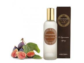 Luxusní bytový parfém s přírodními složkami s vůní FÍKŮ francouzská parfumerie Galimard