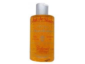 Sprchový gel s organickou růžovou vodou parfumerie Galimard