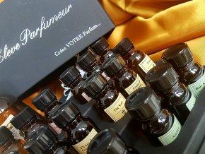 Vytvořte si svůj parfém s míchací sadou parfumerie Galimard