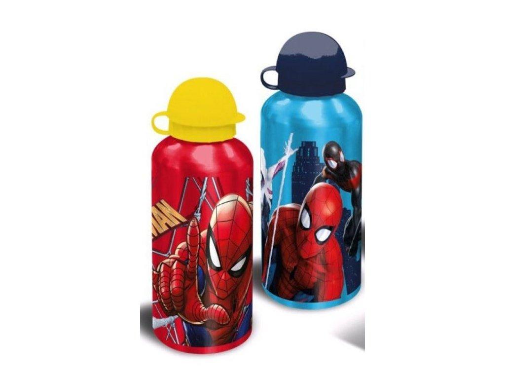 Hliníková láhev SPIDERMAN