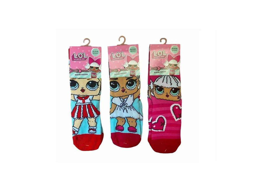 Ponožky LOL 1 pár
